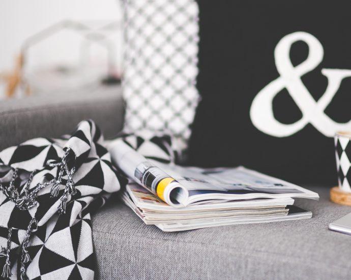 Magazines laten drukken