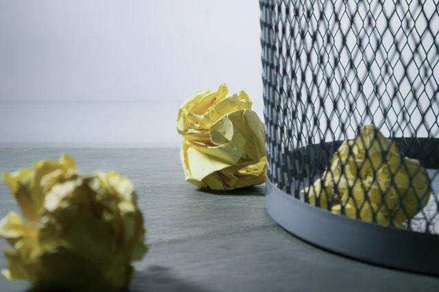 Tips voor het scheiden van afval op kantoor